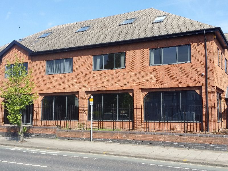 Icon Offices Limited - 321-323 High Road, RM6 - Chadwell Heath (Romford)