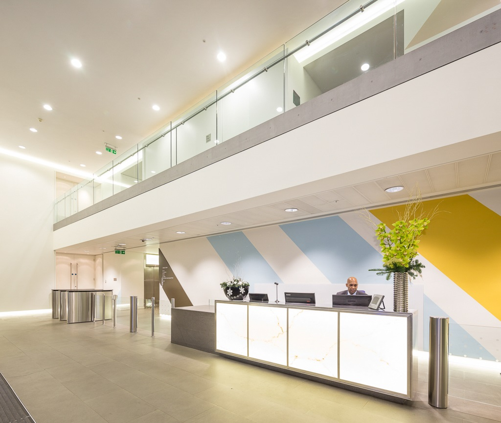 Breezblok- St Magnus House - 3 Lower Thames Street, EC3R 6HD - London Bridge