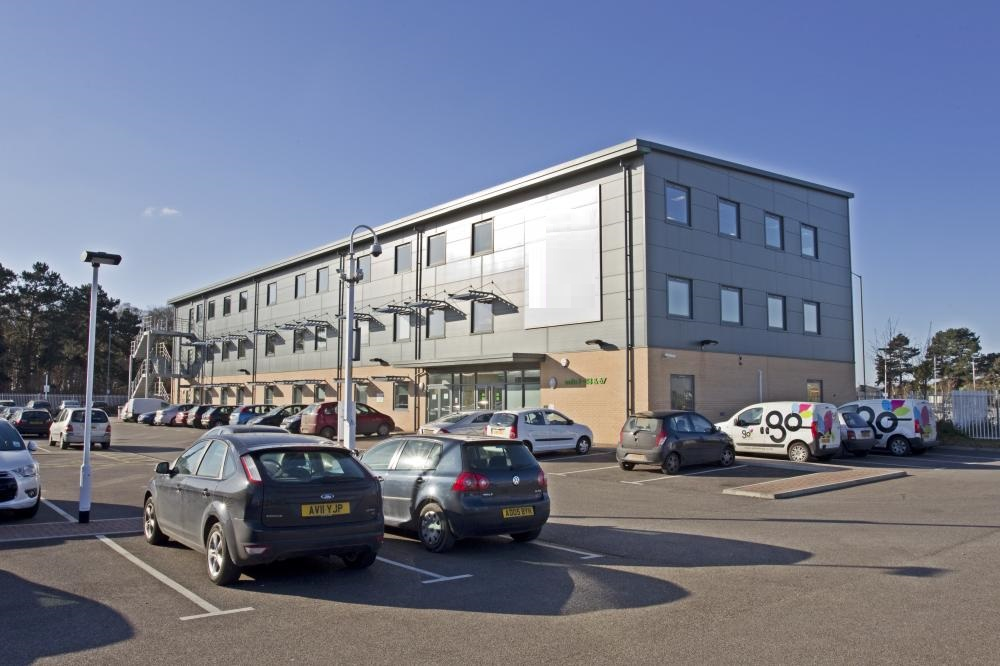 Basepoint Business Centre - Ransomes Europark - 70-72 The Havens, IP3 - Ipswich