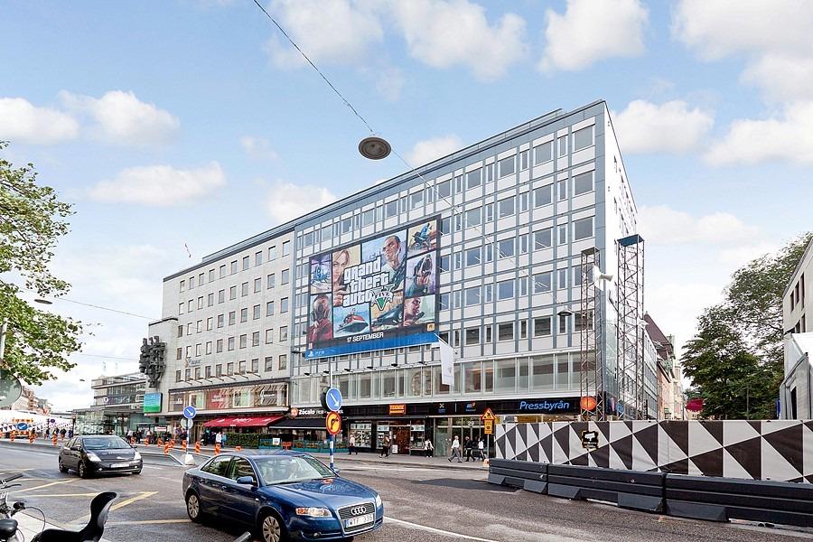 Stockholm City - Klaraberggatan 29 - Stockholm