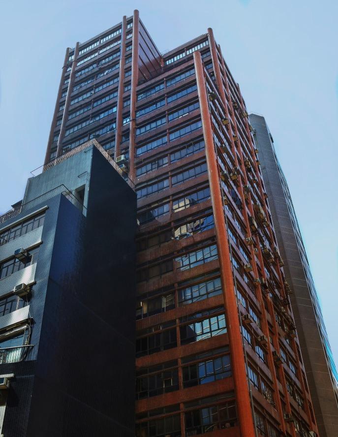 Car Po Commercial Building - 18-20 Lyndhurst Terrace - Hong Kong