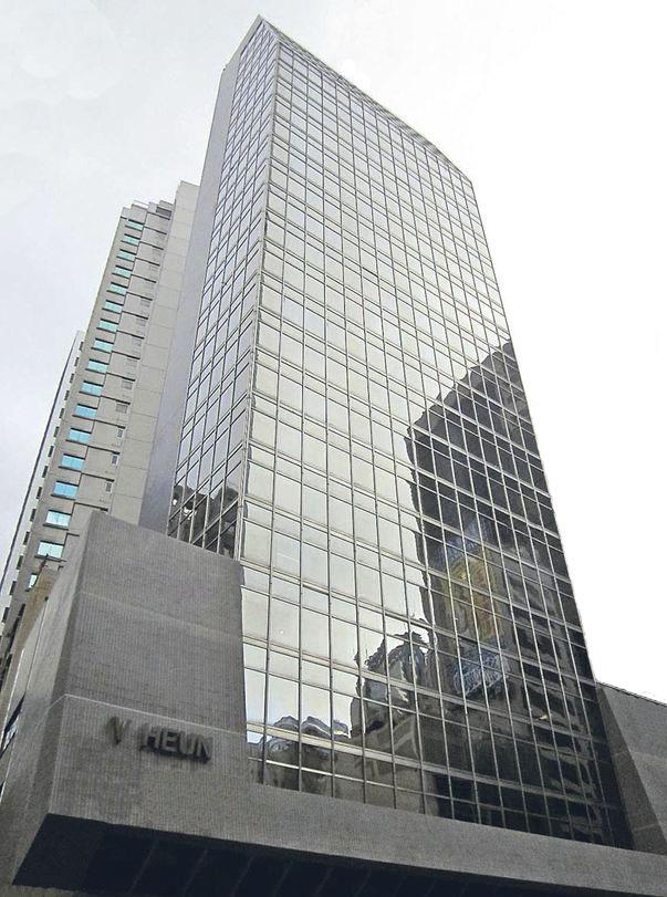 V Heun Center - 138 Queens Road - Hong