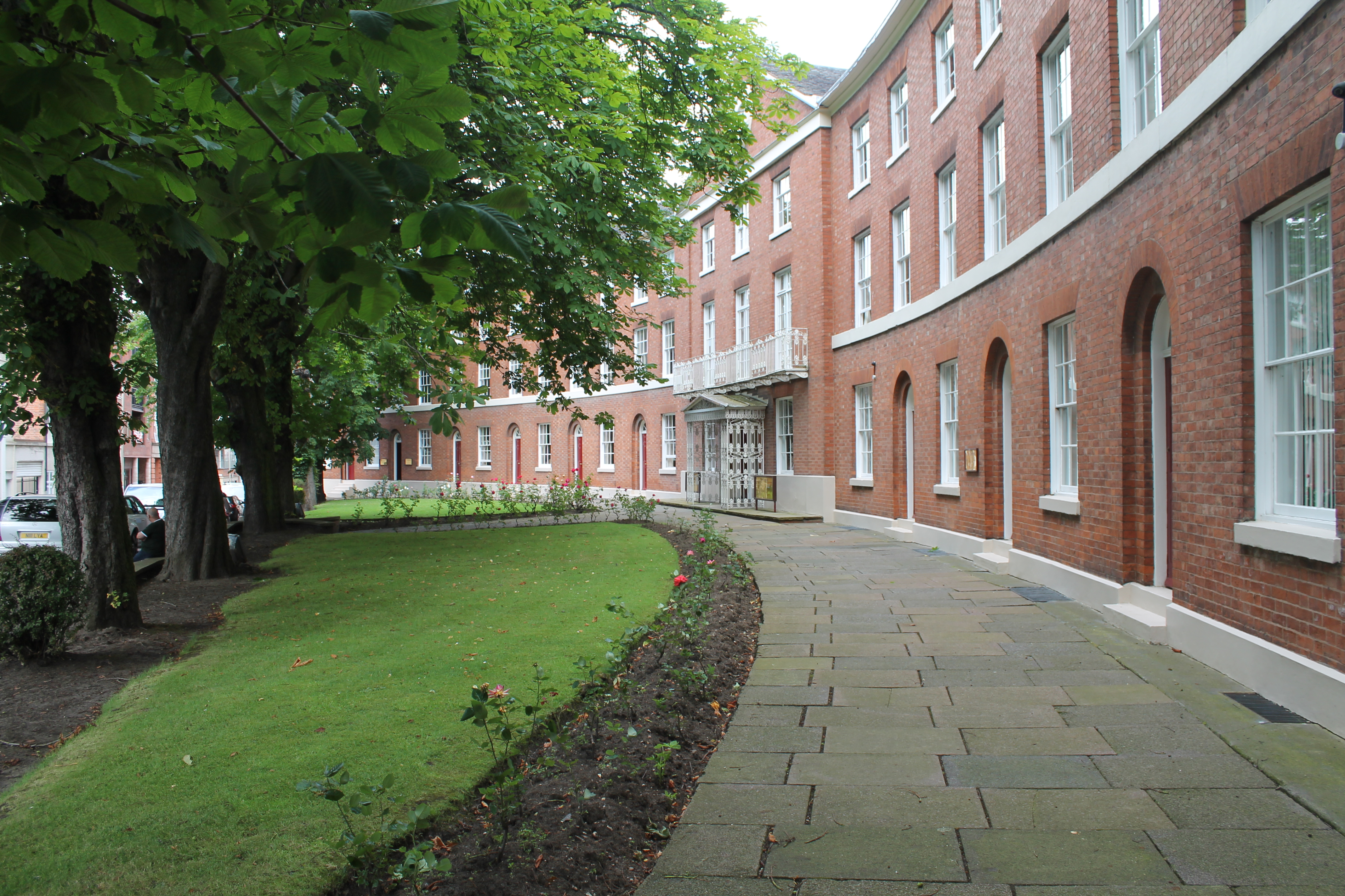 Exeid - The Crescent - King Street, LE1 - Leicester