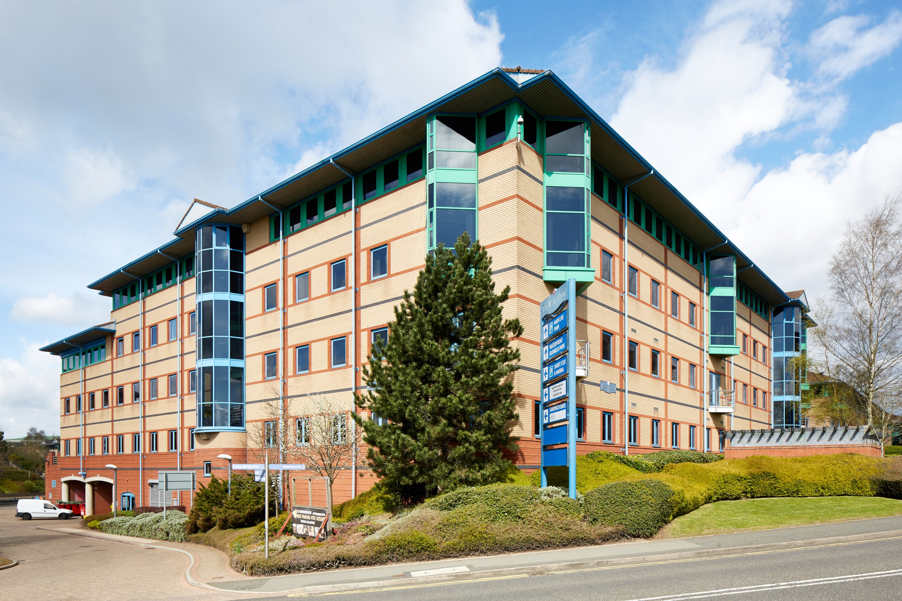 Access Properties Ltd  - Quay House - Level Street - The Waterfront. DY5 - Brierley Hill - Dudley