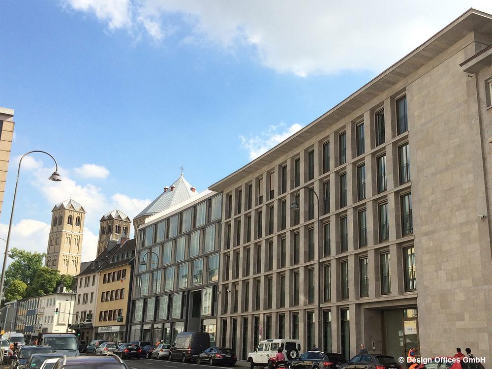 Koln Gereon - Christophstrase 15-17 - Cologne