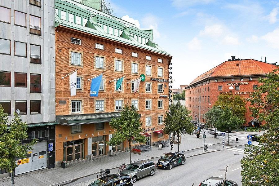 Hagastaden - Sankt Eriksgatan 117 - Stockholm