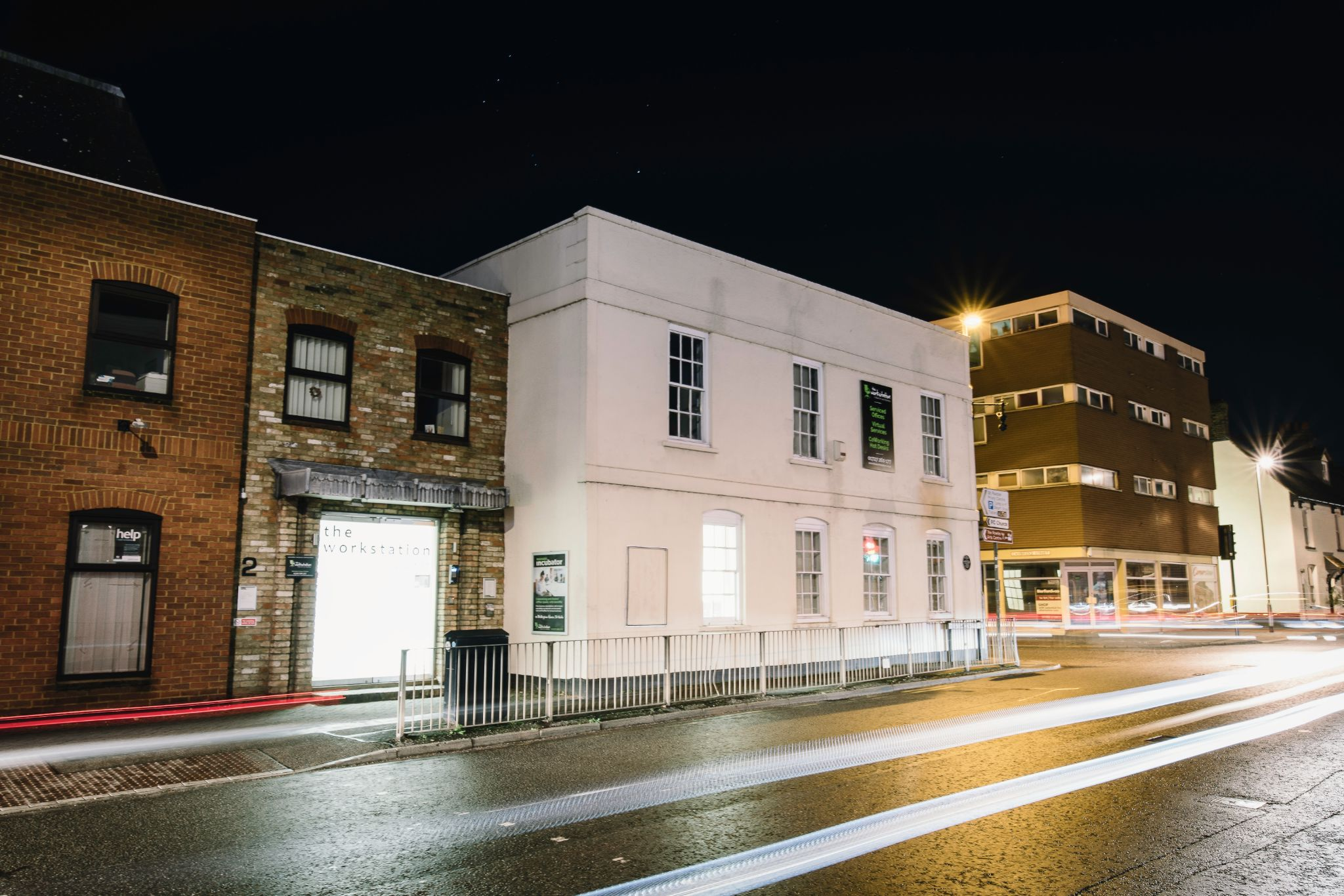 The Workstation - Bellingham House - 2 Huntingdon Street, PE19 - St. Neots (Private, Shared Space & Hot Desk)