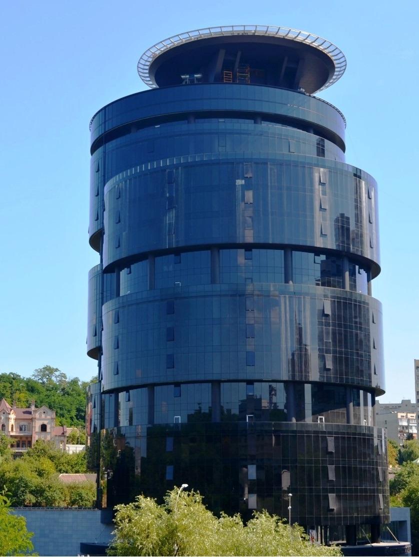 IQ Business Centre - 13-15 Bolsunovska St. - Kiev