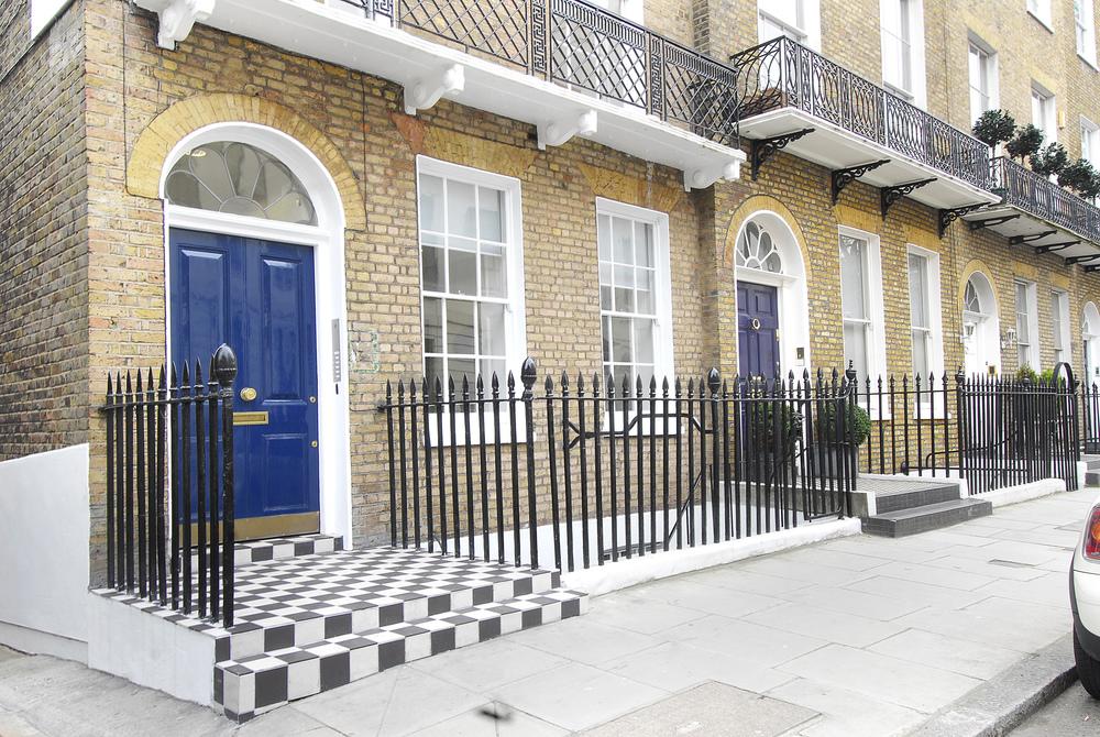S B Squared Holding Ltd - 117 George Street, W1 - Marble Arch