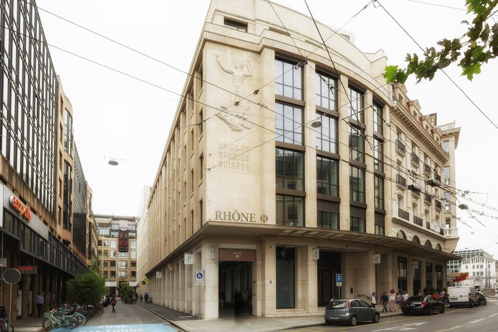 Rue du Commerce 4 - Geneva