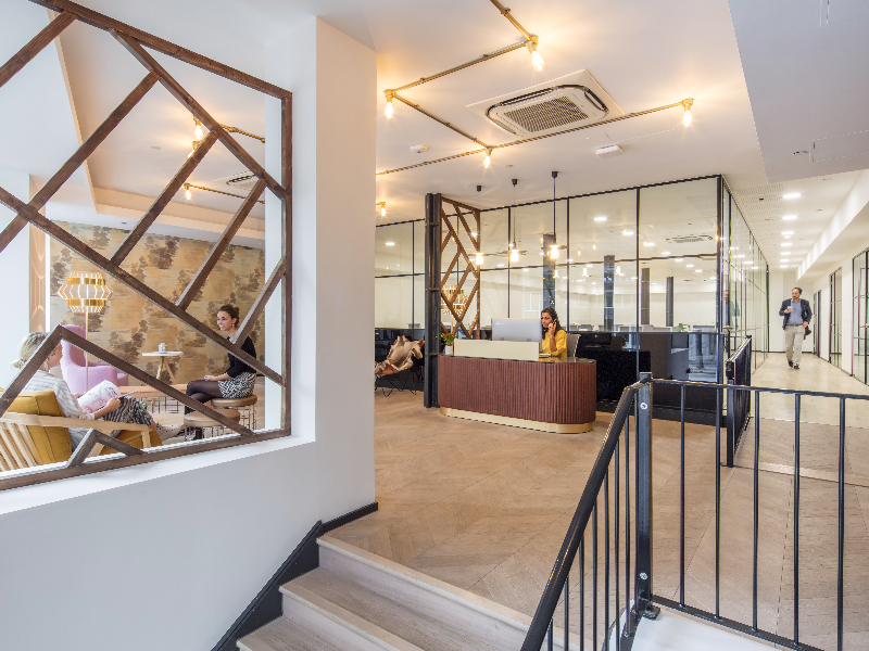 The Boutique Workplace Company - 29 Clerkenwell Road, EC1 - Clerkenwell