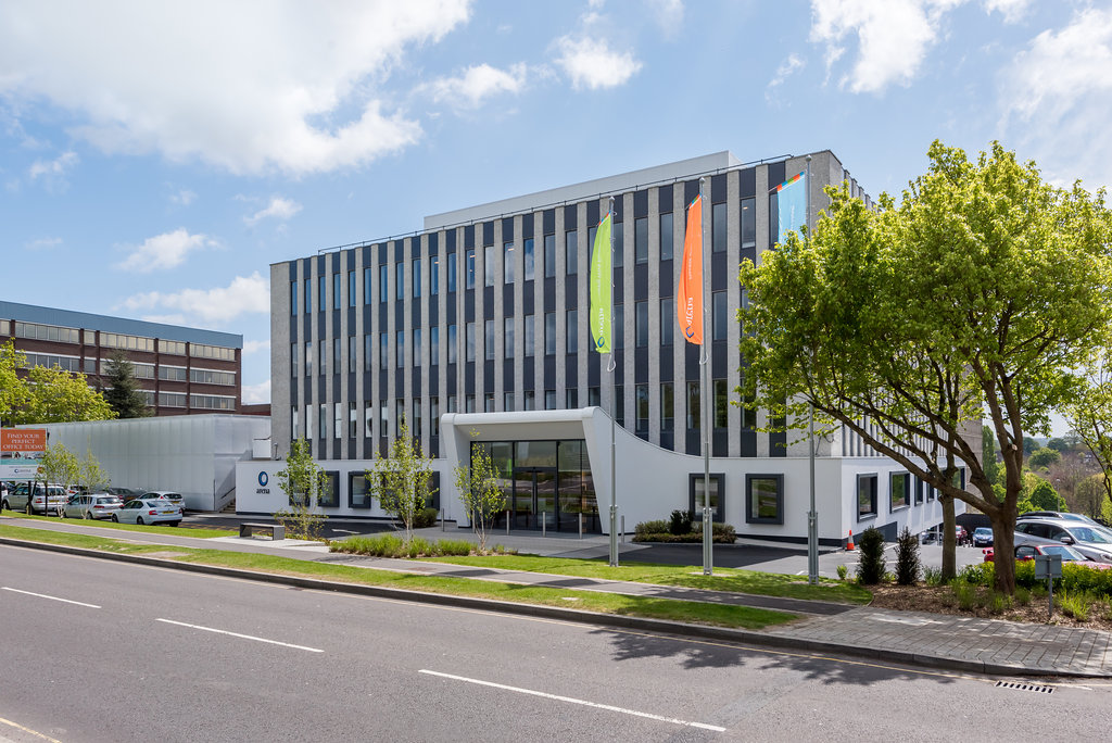 The Square - Basing View, RG21 - Basingstoke