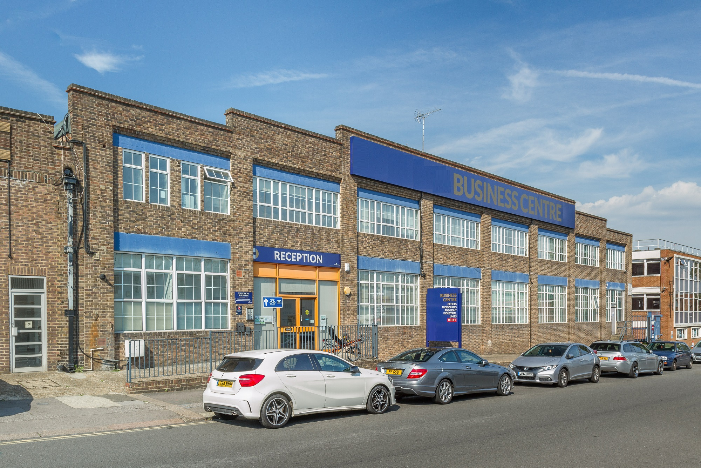 Atlas Business Centre - Oxgate Lane, NW2 - Brent Cross