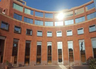 TEC Qutub - Crescent Building - Lado Sarai Mehrauli - New Delhi
