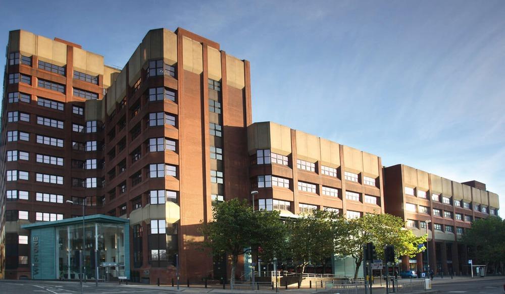 Bruntwood - West One - 100 Wellington Street, LS1 - Leeds