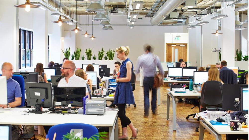 Office Space in West One 100 Wellington Street