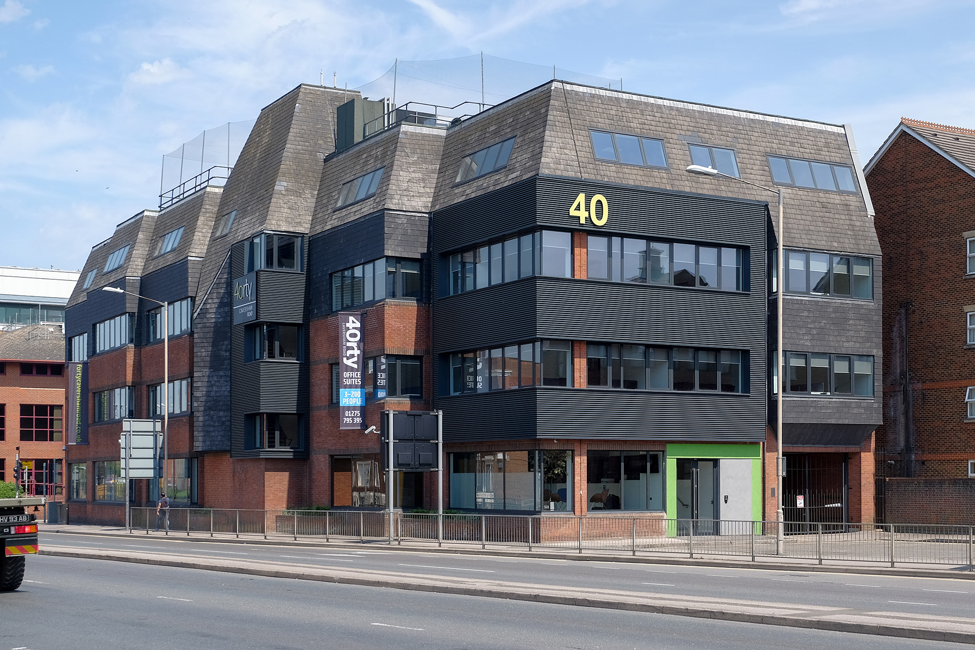 Chadwick Business Centres Limited - 40 Caversham Road, RG1 - Reading