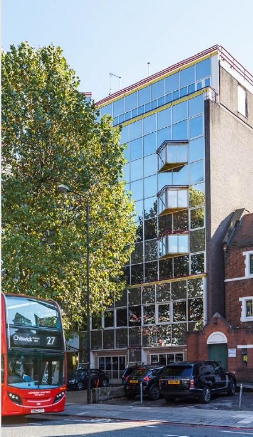 239 Old Marylebone Road, NW1 - Edgware Road / Paddington (Conventional - 1 to 3yr Min Term - Min Req 2000sq