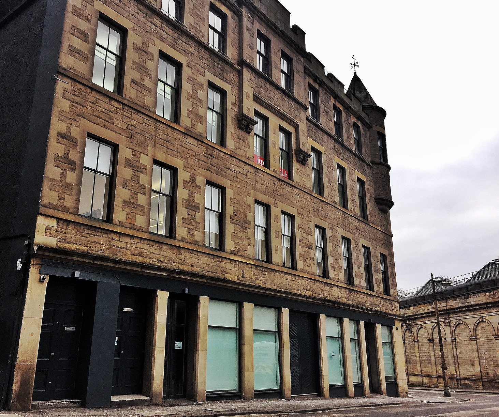 Calton House - 15 Calton Road, EH8 - Edinburgh (2-4 desk leads only)