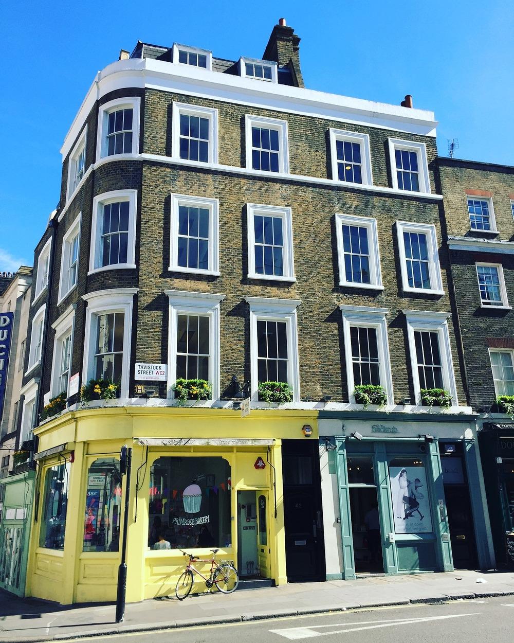WorkPad - 42 Tavistock Street, WC2 - Covent Garden