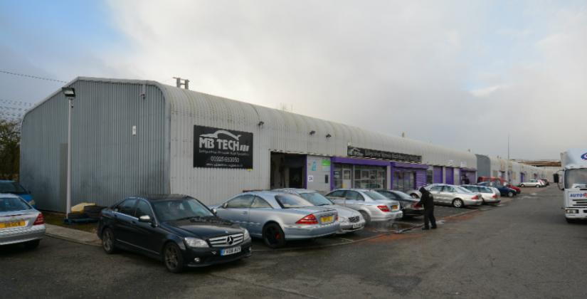 Biz Space - 33 Craven Court - Winwick Quay, WA2 - Warrington (industrial, storage, workshops)