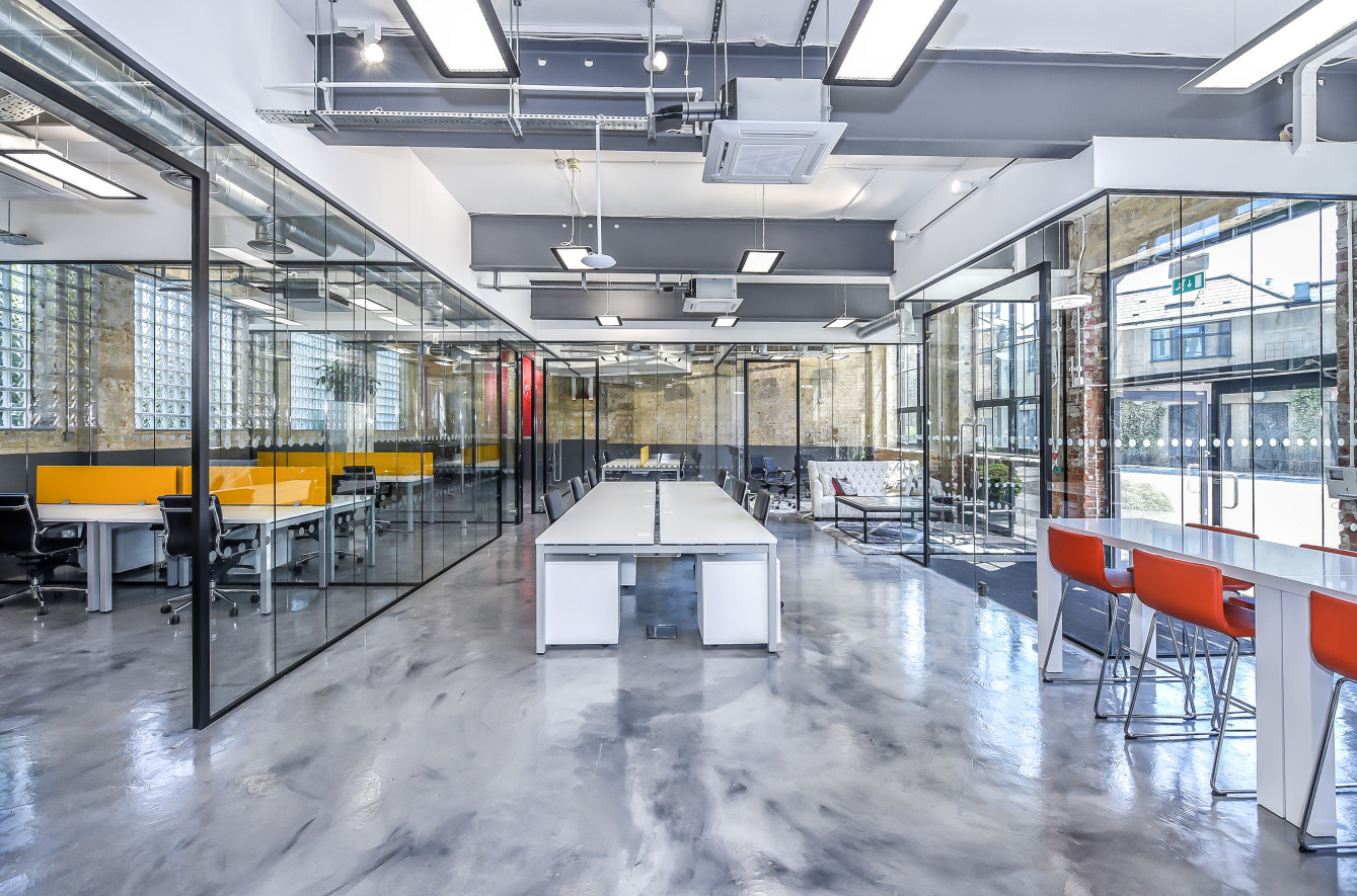 Alpha House - 100 Villiers Road, NW2 - Willesden Green (private & co-working)