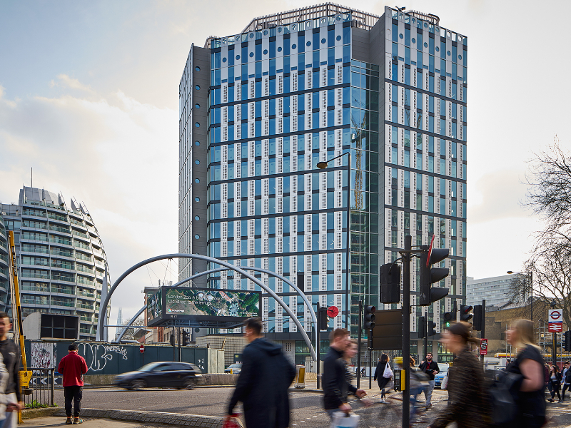 The Office (TOG) - White Collar Factory - 1 Old Street Yard, EC1 - Old Street (private, hot-desk)