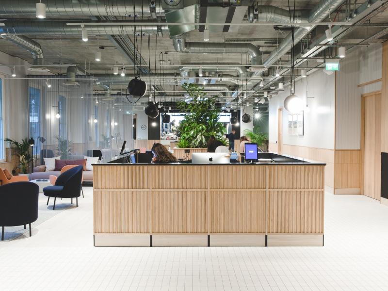 The Office (TOG) - Thomas House - 84 Eccleston Square, SW1 - Victoria / Pimlico (private, co-working, hot-desk)