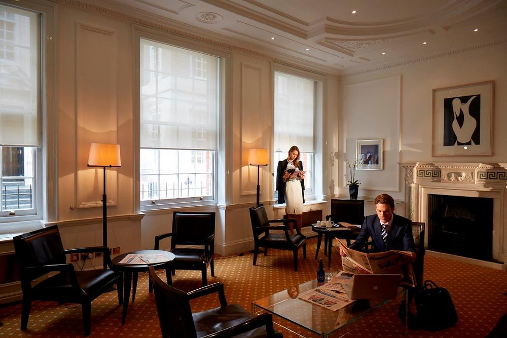 The Argyll Club - 82 - 84 Brook St, W1 - Mayfair - London
