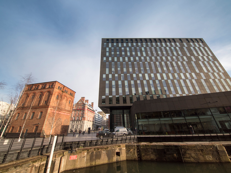1 Mann Island, L3 - Liverpool (private, co-working)