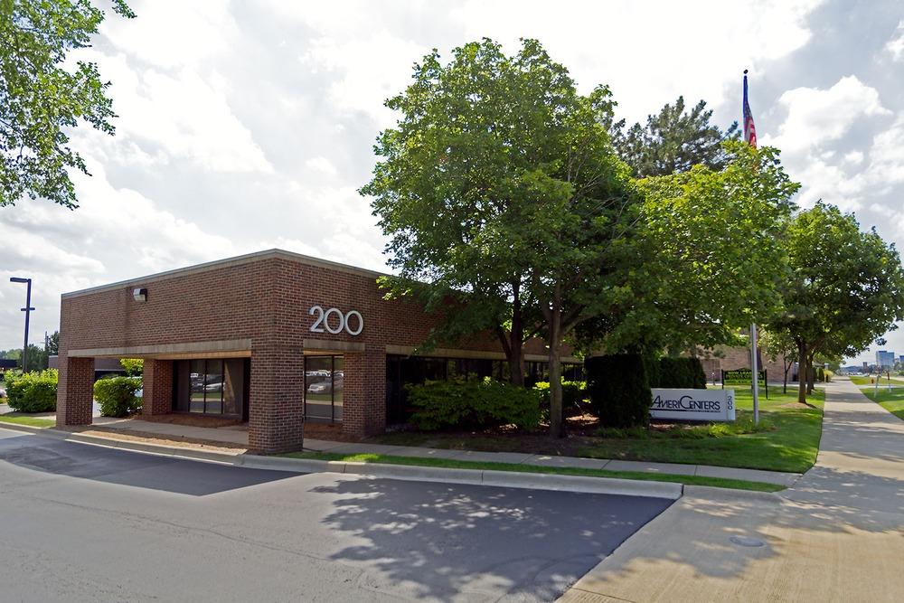 AmeriCenter - E Big Beaver Rd - Troy