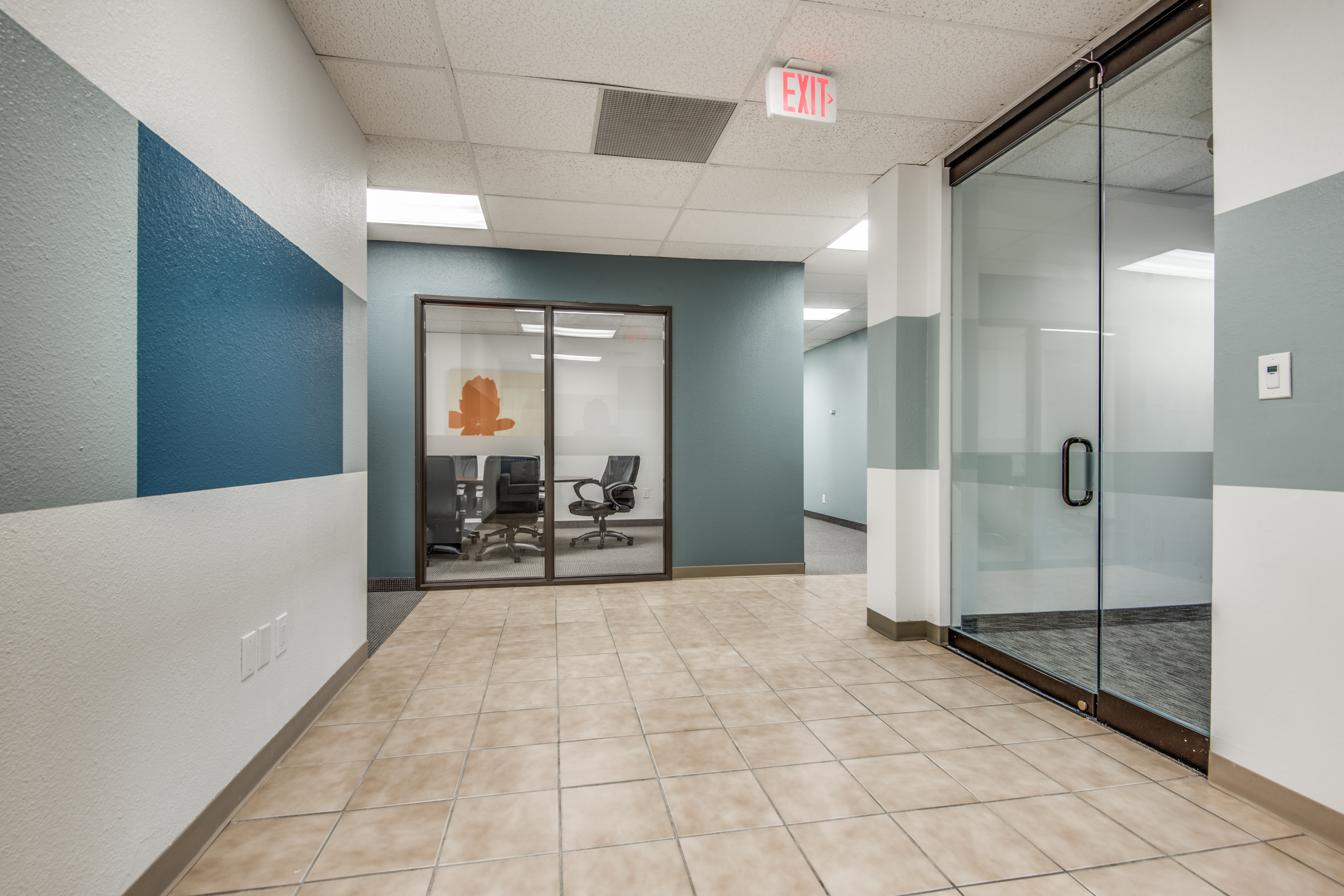 Office Space in Forest Park Gardens  9550 Forest Ln