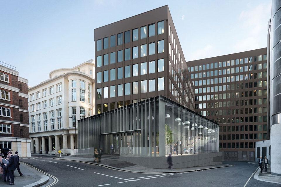 Ocubis - City Pavilion -27 Bush Lane, EC4 - Cannon Street (private, co-working, hot-desking)