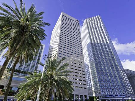 Regus - S Biscayne Blvd - Miami