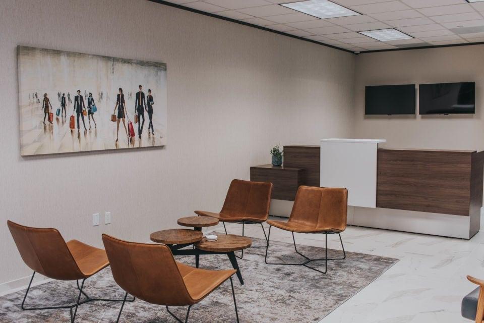 Executive Workspace - Wild Basin II - 108 Wild Basin Road, Austin - TX