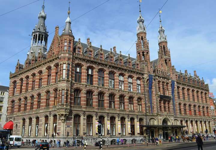 Magna Plaza Amsterdam - Nieuwezyds Voorburgwal 182 - Amsterdam