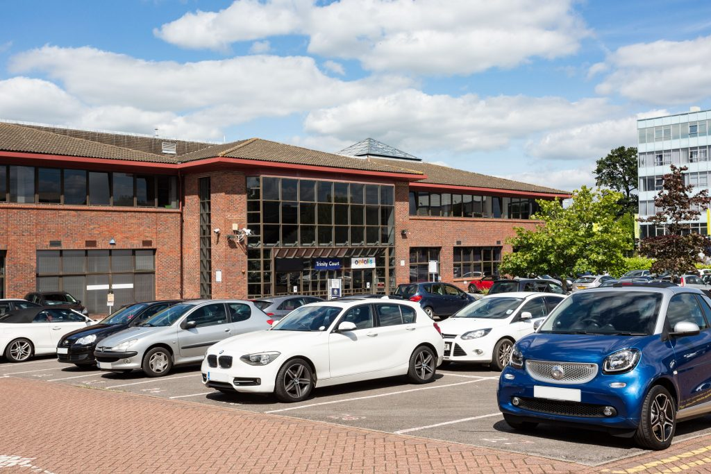 Omnia Offices - Trinity Court - Molly Millers Lane, RG41 - Wokingham