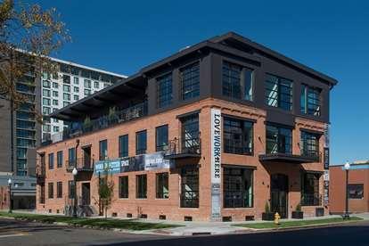Shift Workspaces - 1001 Bannock St, Denver - CO