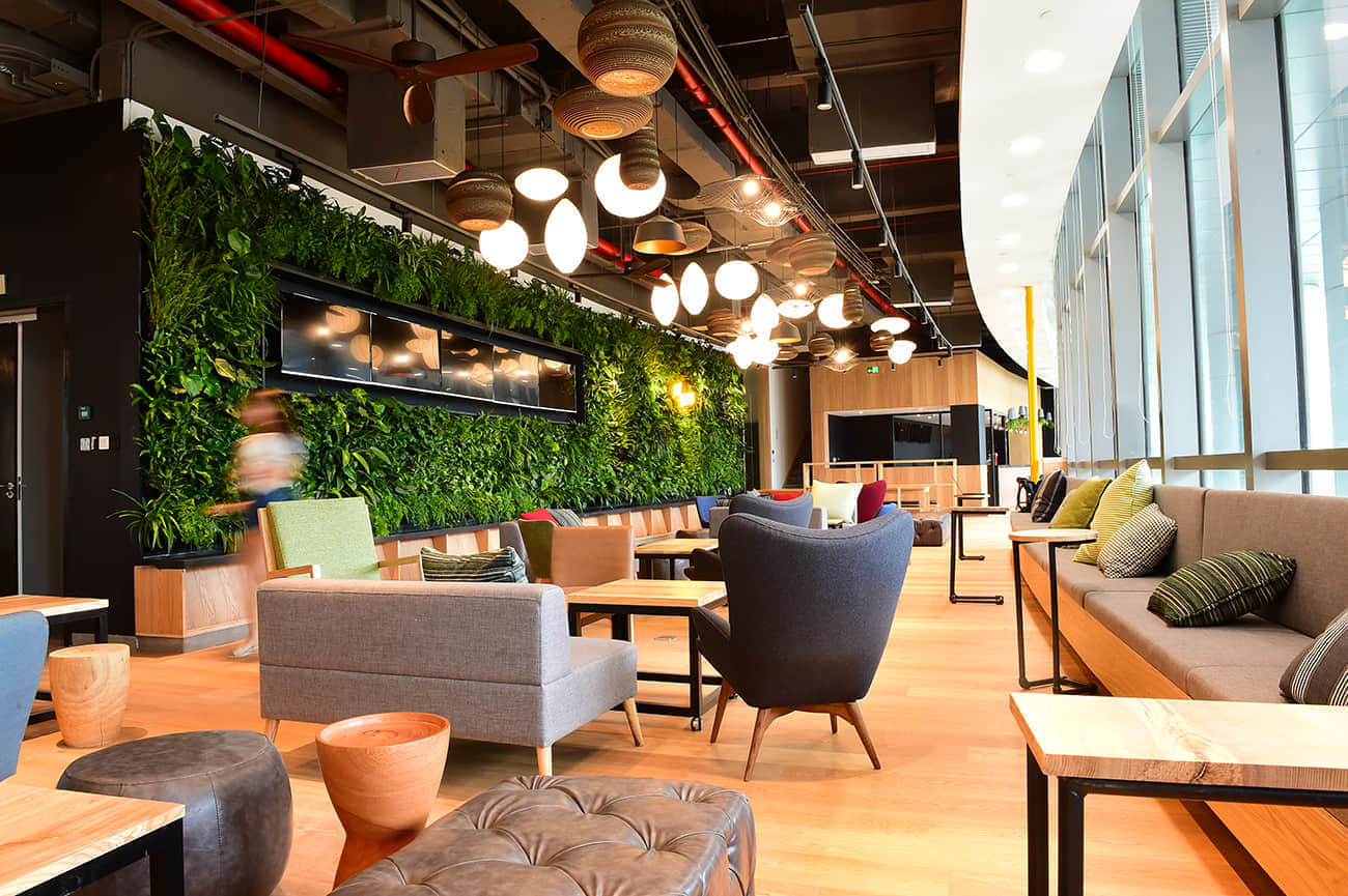 1229 Century Avenue - Pudong District - Shanghai (private. co-working, hot-desk)