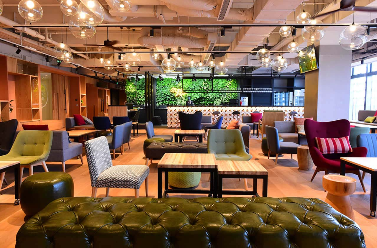2A Worker Stadium North Road - Chaoyang District - Beijing (private. co-working, hot-desk)
