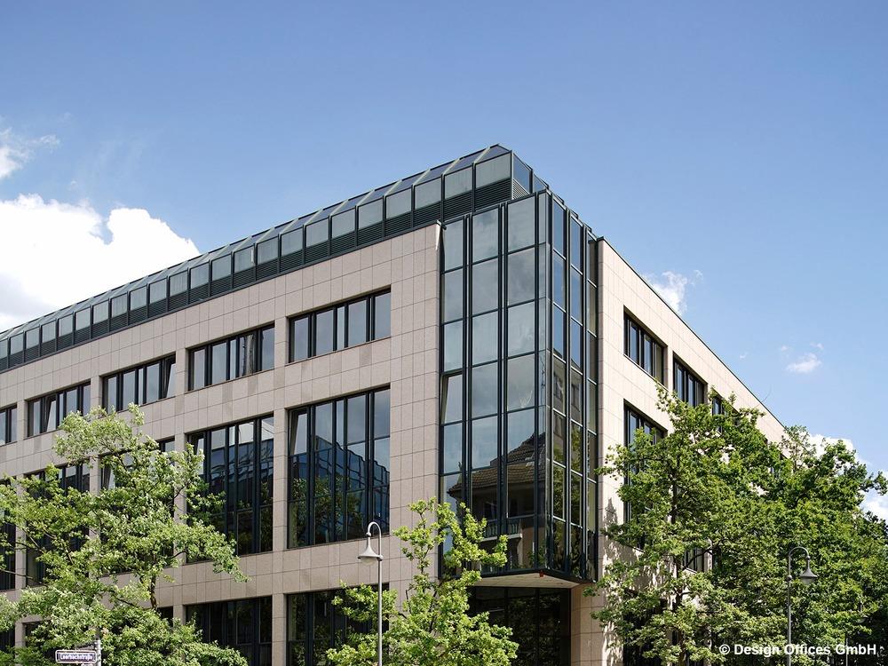 Westendcarree - 15-17 Gervinusstrasse - Frankfurt (private, co-working)