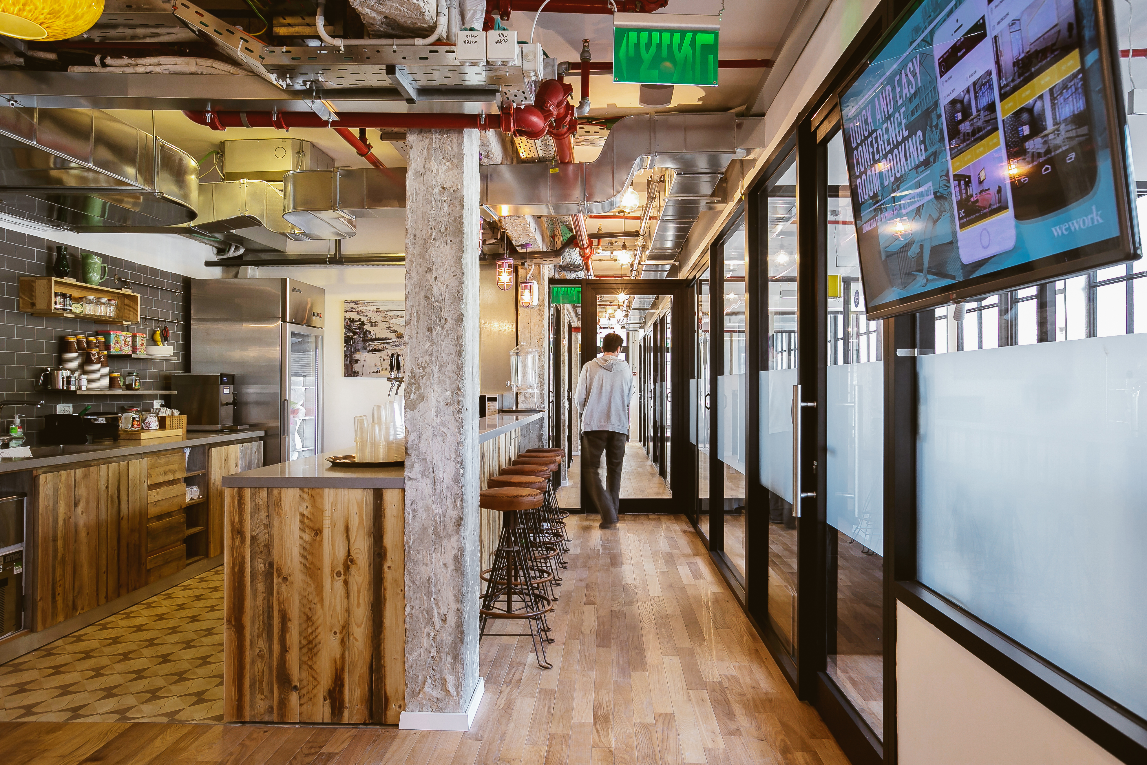 wework - THE BOWER - 207 Old Street, EC1 - Old Street