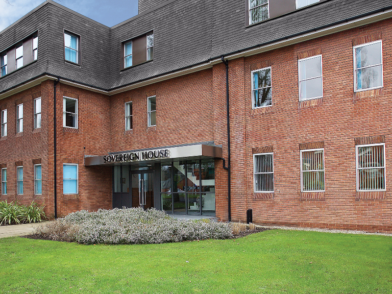 Orbit Developments - Sovereign House - Stockport Road, SK8 - Cheadle (managed space)