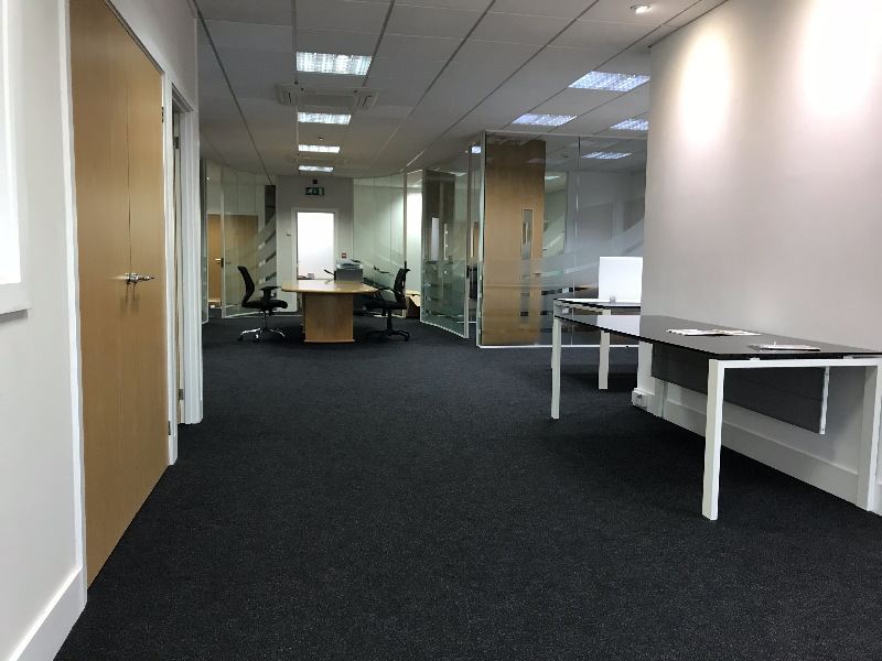 Armstrong Road, SE18 - Greenwich (private and hot-desk)