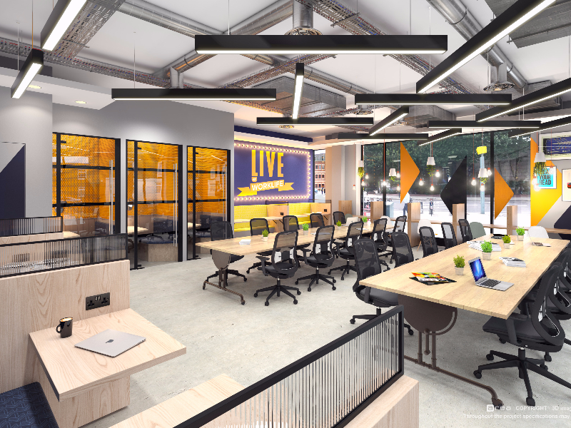 Work.Life - 174 Hammersmith Rd, W6 - Hammersmith (private, co-working, hot-desk)
