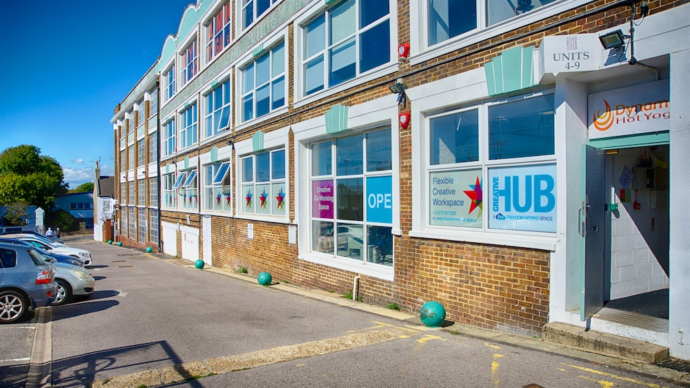 Hove Business Centre - Fonthill Road, BN3 - Hove