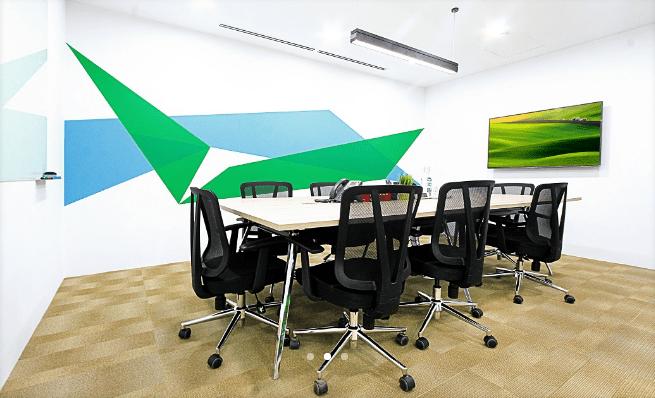 GreenHub Suited Offices - 10 Raeburn Park - Singapore
