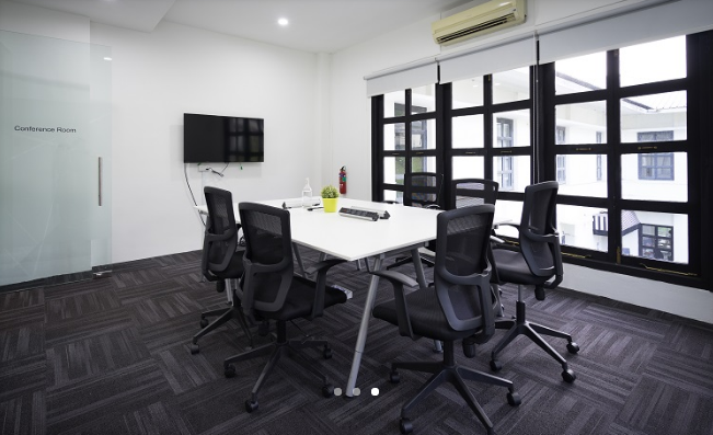 GreenHub Suited Offices - 11 Beach Road - Singapore