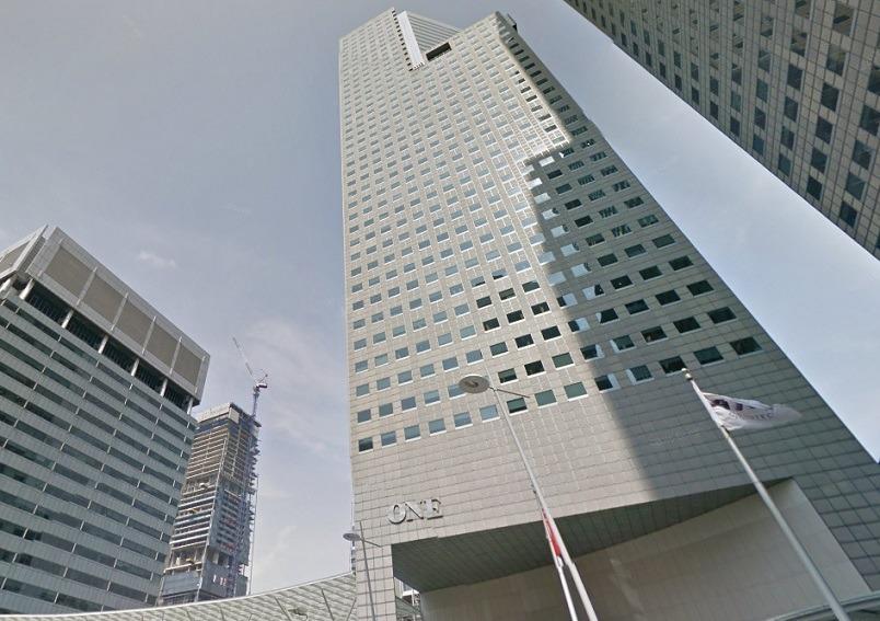 Suntec Tower 1 - 7 Temasek Boulevard - Singapore