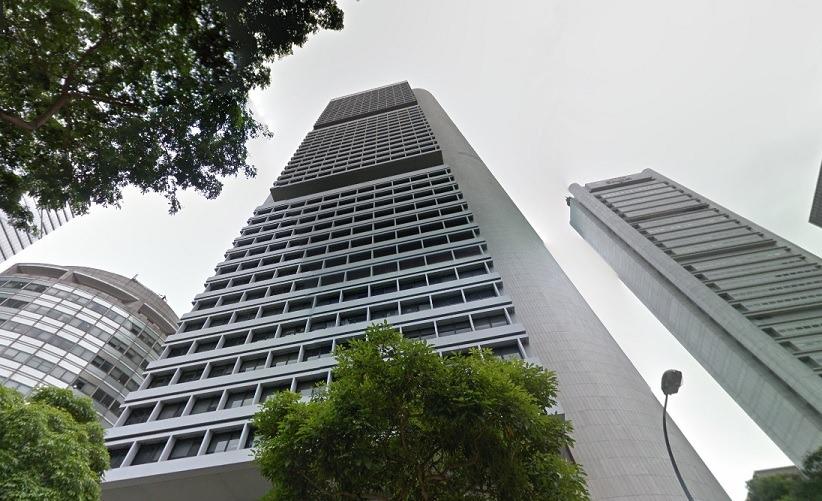 OCBC Centre - 65 Chulia Street - Singapore